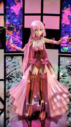 Pink Rose Luka Model Download