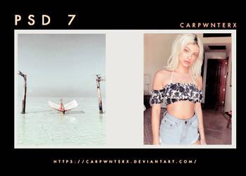 PSD #007 by carpwnterx