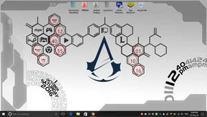 Assassin's Creed (Rainmeter)