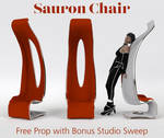 Sauron Chair