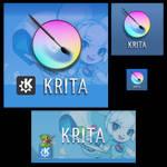 Windows Tiles Krita