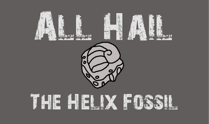 All Hail the Helix Fossil Playmat