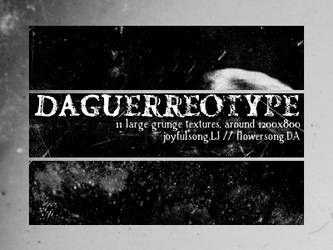 Textures 017: Daguerrotype by flowersong