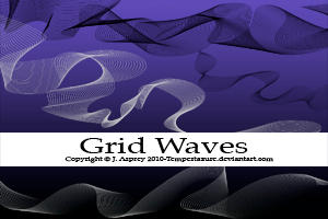 Grid Waves by Tempestazure