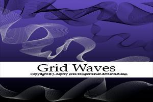 Grid Waves by Tempestazure