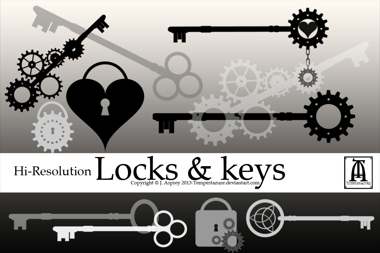 Locks and Keys by Tempestazure