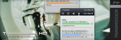 Transmisson_HD Widget by katsu3477
