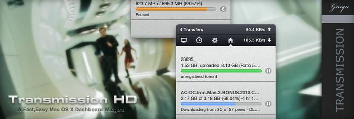 Transmisson_HD Widget