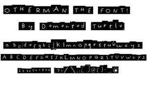 Otherman the font