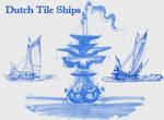 Dutch Tile Ships