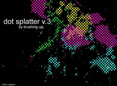 Dot Splatter vol3