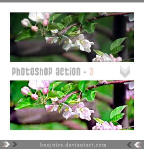 Photoshop Action 3