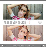 Photoshop Action 6 by huejuice