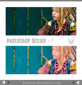 Photoshop Action 7 by huejuice