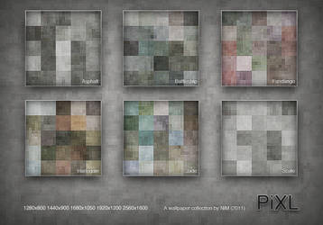 PiXL Wallpaper Pack by NiMPLiCiTy