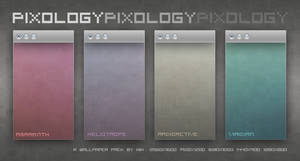 Pixology Wallpaper Pack by NiMPLiCiTy