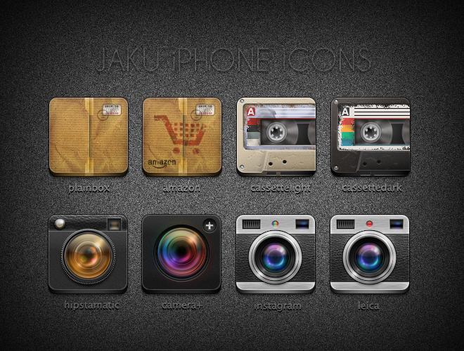 NiM's Jaku Icons by NiMPLiCiTy