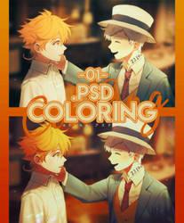 PSD .01 ll ASUNA by Asunaw
