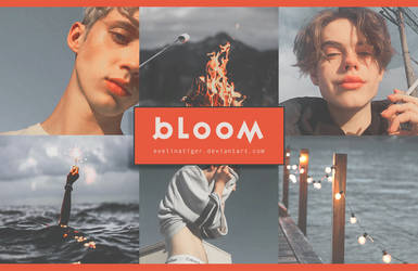 Bloom [PSD #2] by EvelinaTiger
