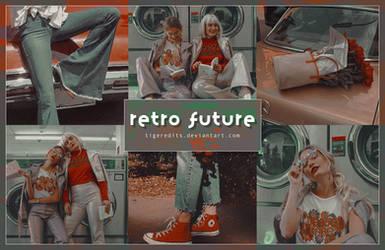 Retro Future [PSD]