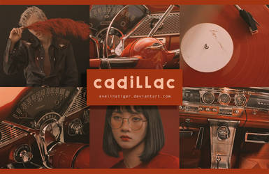 Cadillac [PSD #23] by EvelinaTiger