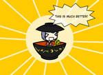 Walfas Custom Prop: Shinmyoumaru's Bowl