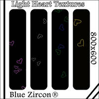 Light - Heart Textures by bluezircon-graphics