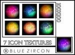 Sparkle icon textures