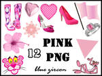 Pink Things PNG