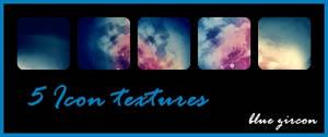 5 Icon Textures