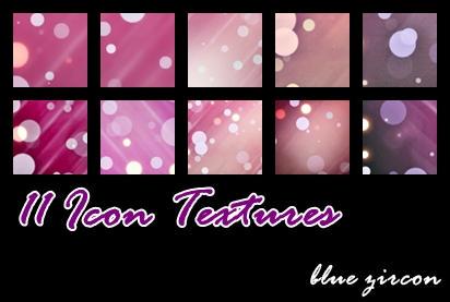 Wine Bokeh Icon Textures by bluezircon-graphics
