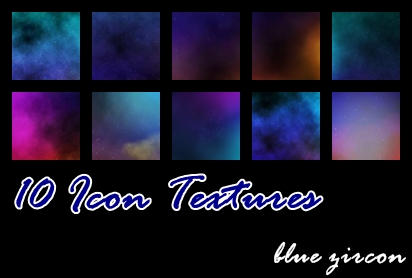 Galaxy Icon Textures by bluezircon-graphics
