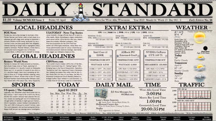 Daily Standard 1.5 by Asect