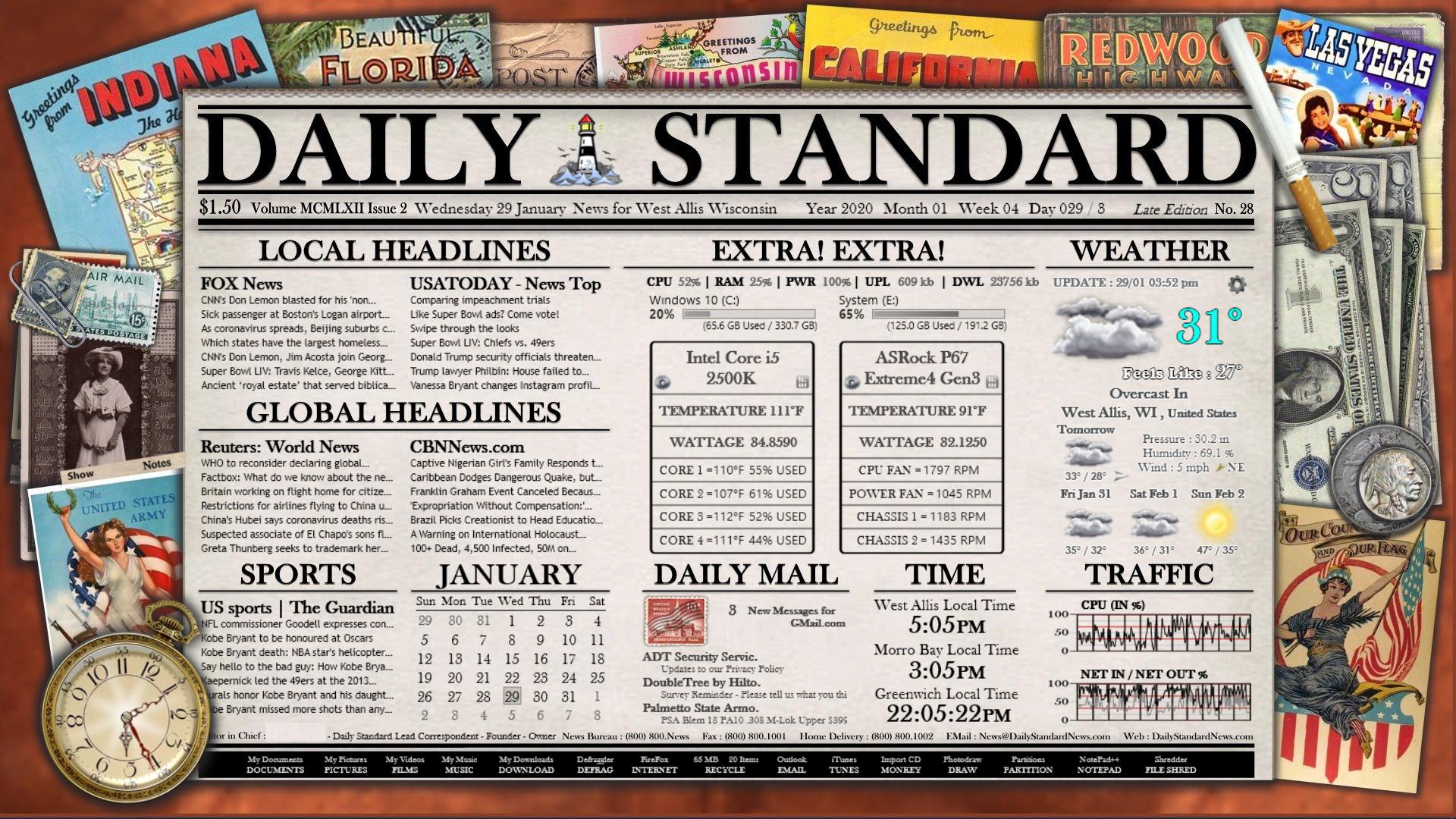 StandardDesk 3.5