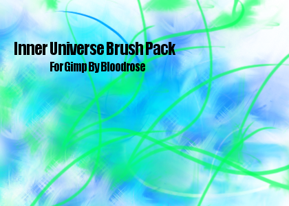 Inner Universe Brush Pack GIMP by CSVII