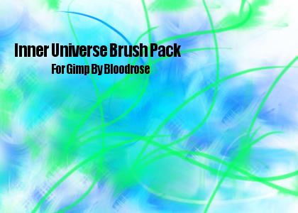 Inner Universe Brush Pack GIMP by CSVII