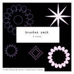Brushes Pack #03 { Mixed }