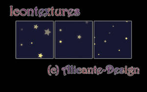 Icontextures Pack (Stars) by Alicante-Design