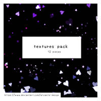 Bokeh Textures Pack  by Alicante-Design