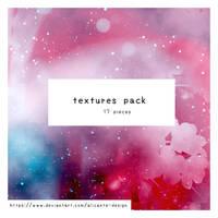 Glitter Textures [Flower, Nature, Bokeh] by Alicante-Design