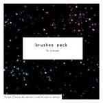 Stars - PS Brushes by Alicante-Design