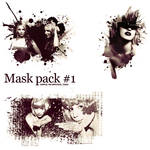 Mask pack #1.