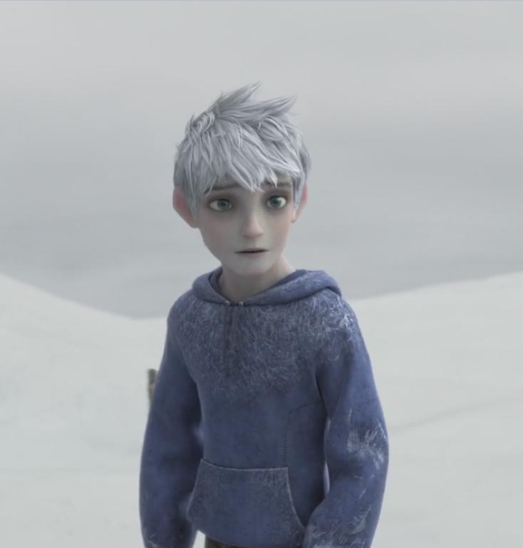Jack Frost Scared Frozen Tears a Jack Frost x