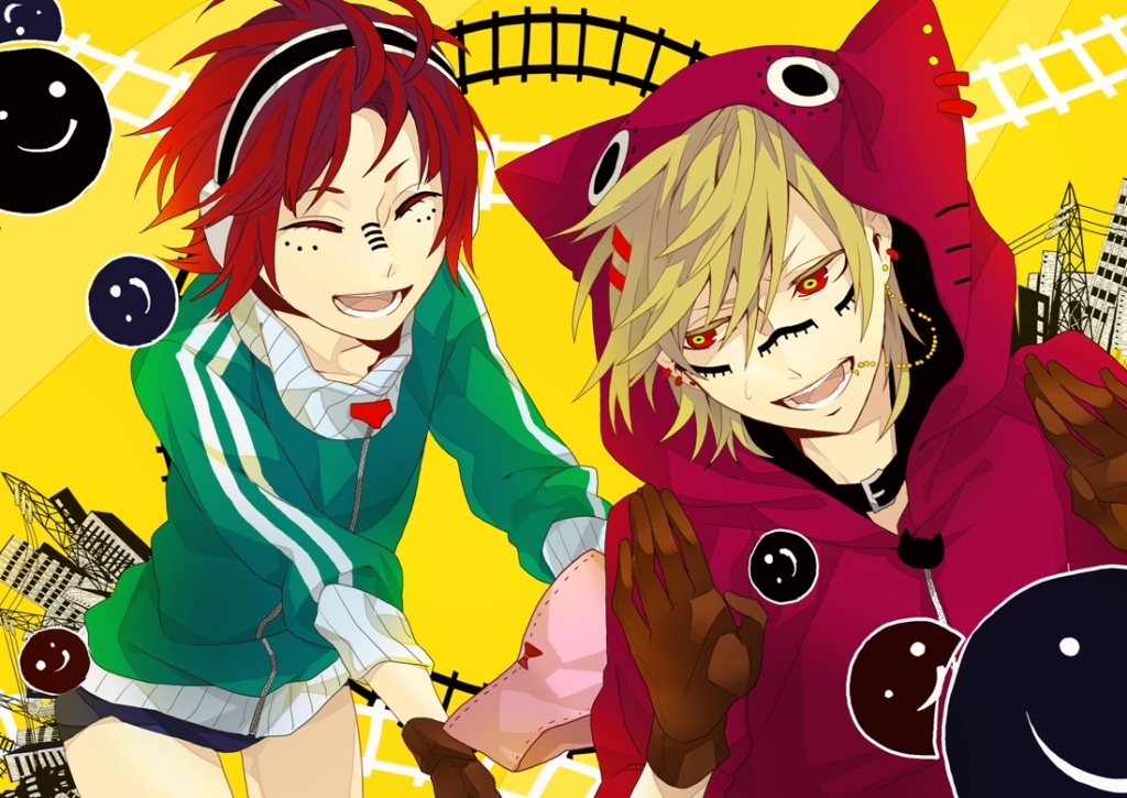Vocaloid Chibi Group Wallpaper vipTenchou and 96Neko ...