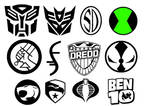 Misc comic symbols