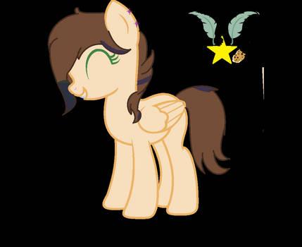 MLP brony pony  brownie paw