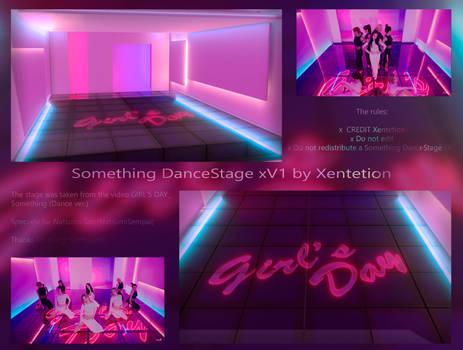 GIRL'S DAY Something DanceStage xV1