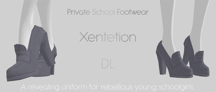 .MMD Private School Footwear