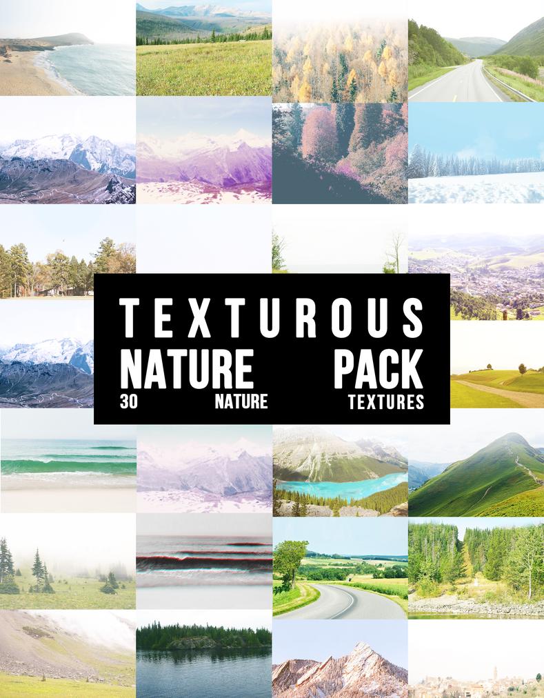 Texturous Naturepack by texturous