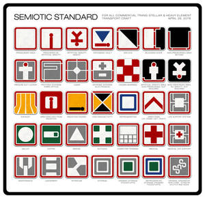 Alien Semiotic Standard Icons